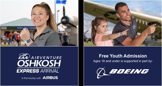 EAA AirVenture 2021 – Oshkosh